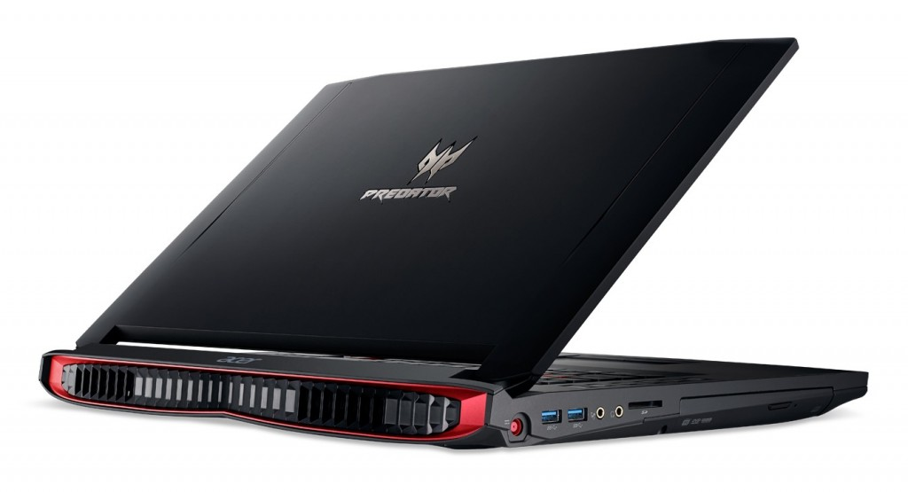 Predator 17 gaming notebook