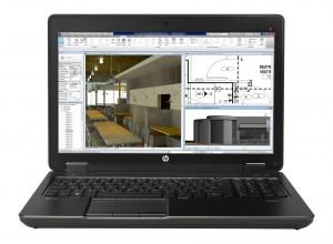 HP Zbook 15 G2 daje duże możliwości konfiguracyjne, których rozpiętość cenowa jest również dość znaczna