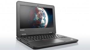 Lenovo ThinkPad X11e to niewielki notebook z matrycą o przekątnej 11,6 cala