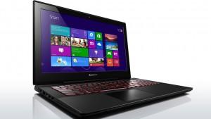 Lenovo Y50-70 można kupić za bardzo zróżnicowaną cenę, obecnie standardem na rynku laptopów stała się niezwykle elastyczna oferta, dzięki której możemy dokładnie wybrać podzespoły do notebooka