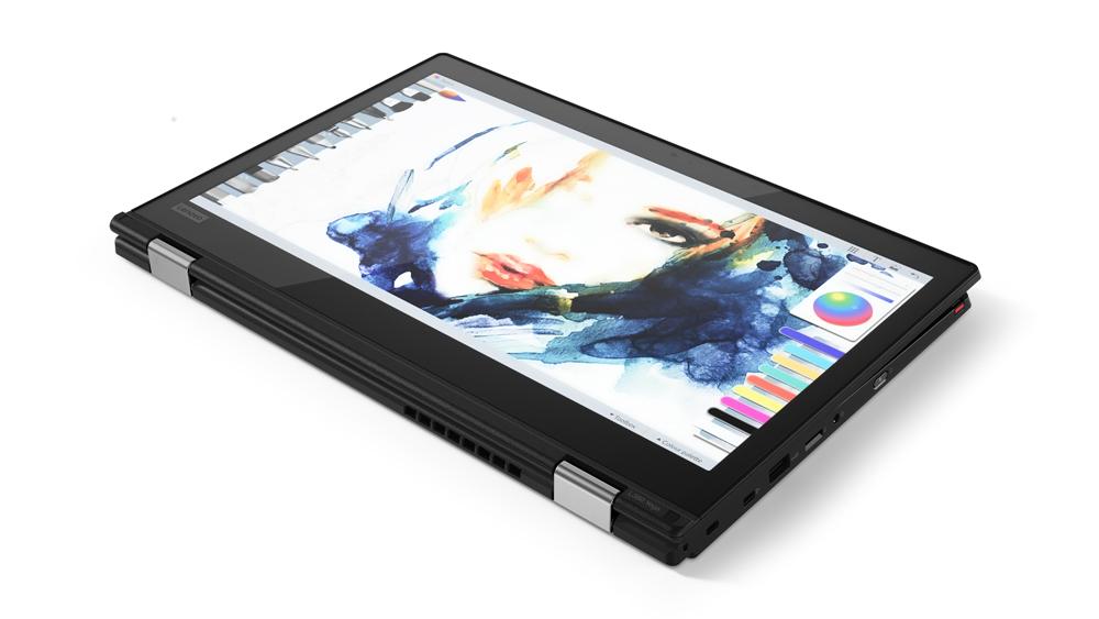 Lenovo ThinkPad L380 Yoga jest notebookiem zróżnicowanym, do tego charakteryzującym się przystępną ceną, jak za takie możliwości